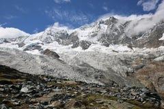 Glaciar de la tarifa Imagenes de archivo