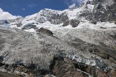 Glaciar de la tarifa Imagen de archivo libre de regalías