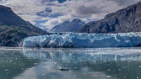 Glaciar de Marjerie en Alaska foto de archivo