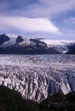 Glaciar de Mendenhall imágenes de archivo libres de regalías
