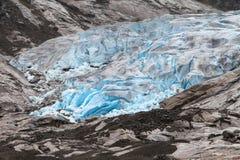 Glaciar de Nigardsbreen Imagen de archivo