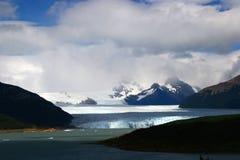 Glaciar de Perio Moreno Imagen de archivo libre de regalías