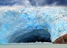 Glaciar de Perito Moreno fotografía de archivo libre de regalías