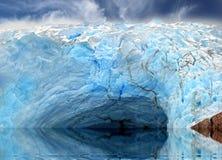 Glaciar de Perito Moreno foto de archivo libre de regalías