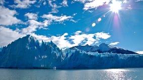 Glaciar de Perito Moreno fotos de archivo