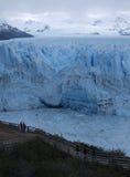 Glaciar de Perito Moreno Imagen de archivo