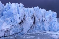 Glaciar de Perito Moreno Fotos de archivo libres de regalías