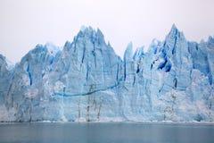 Glaciar de Perito Moreno, la Argentina foto de archivo libre de regalías