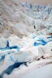 Glaciar de Perito Moreno, Patagonia, la Argentina fotos de archivo