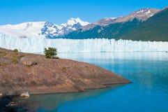 Glaciar de Perito Moreno, Patagonia, la Argentina Imagenes de archivo