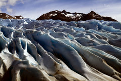 Glaciar de Perito Moreno, Patagonia, la Argentina Fotos de archivo libres de regalías
