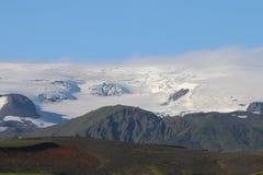 Glaciar de Vatnajokull Fotos de archivo libres de regalías