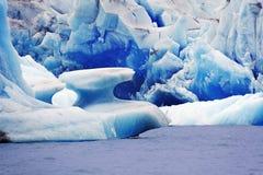 Glaciar de Viedma Imágenes de archivo libres de regalías