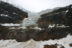 Glaciar del ángel Imagenes de archivo