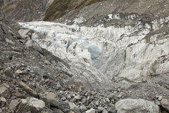 Glaciar del Fox de Nueva Zelandia Imagen de archivo