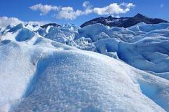 Glaciar en parque nacional Imágenes de archivo libres de regalías