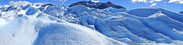Glaciar en parque nacional Imagen de archivo libre de regalías