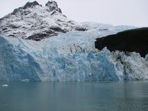 Glaciar la Argentina Imagen de archivo libre de regalías