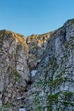 Glaciar lake Royaltyfri Foto