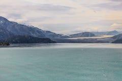 Glaciar pacífico magnífico Fotos de archivo