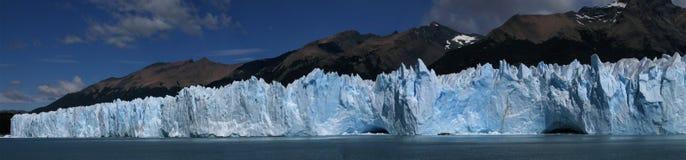 Glaciar, Patagonia, la Argentina Foto de archivo libre de regalías