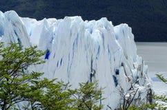 Glaciar Perito Moreno fotografia stock