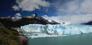 glaciar perito Moreno Fotografia Royalty Free