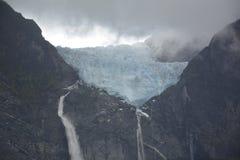 Glaciar queulat Royalty-vrije Stock Afbeelding
