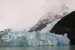 Glaciar Upsala Foto de archivo