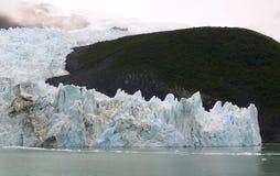 Glaciar Upsala Foto de archivo libre de regalías