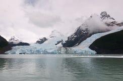 Glaciar Upsala Fotografía de archivo