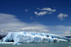 Glaciar Upsala imágenes de archivo libres de regalías