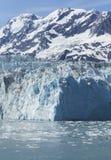 Glaciar y montaña de Alaska Imágenes de archivo libres de regalías
