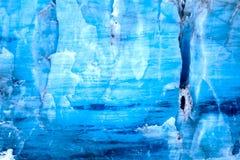 Glaciares duros del ártico Glaciar vivo Imagenes de archivo