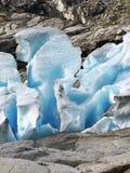 Glaciares Noruega Fotos de archivo libres de regalías