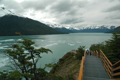 Glacier. Perito Moreno, glacier in Argentina Royalty Free Stock Image