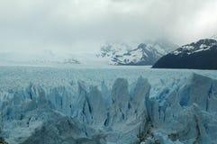 Glacier. Perito Moreno, glacier in Argentina Stock Image