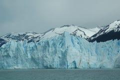 Glacier. Perito Moreno, glacier in Argentina Stock Photography