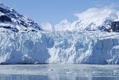 The Glacier. The majestic glacier in Glacier Bay national park, Alaska Stock Images