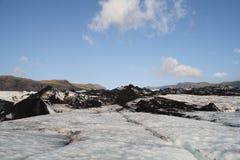 glacier Images stock
