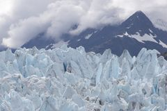glacier image libre de droits