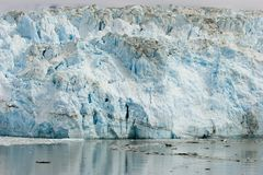 Glacier Photo stock