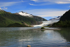 glacier Photographie stock