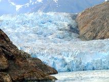 Glacier in Alaska. Picture of glacier in Alaska Fjord stock photo