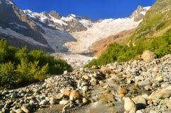 Glacier Alibek Royalty Free Stock Images