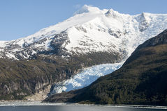 Glacier Alley - Patagonia Argentina Royalty Free Stock Photos