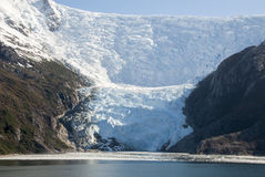 Glacier Alley - Patagonia Argentina Royalty Free Stock Photography