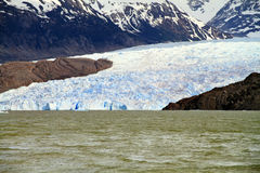 Patagonia Glacier Stock Images