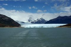 Glacier, Argentina Stock Photos