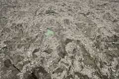 Glacier airview background Royalty Free Stock Photography